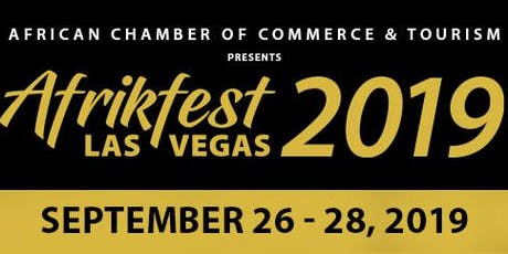 Afrikfest Las Vegas - Cultural Experience - Day 2 tickets