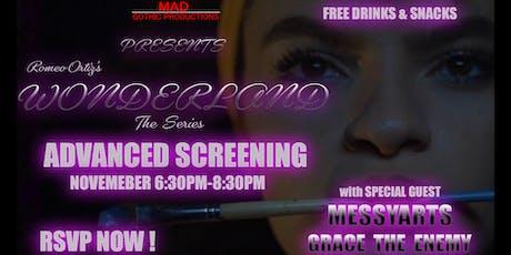 Wonderland: The Series Advanced Screening tickets