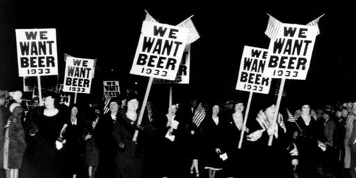 Last Call: Exploring Prohibition & American Lagers