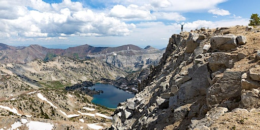 Walking the Wild:   Backpacking Oregon's Eagle Cap Wilderness