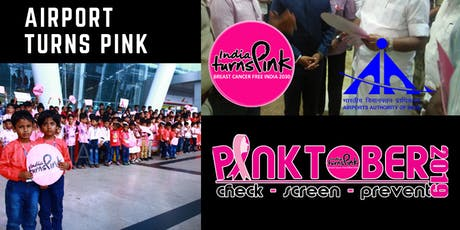 India Turns Pink PINKTOBER 2019 tickets