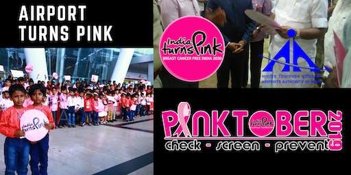 India Turns Pink PINKTOBER 2019