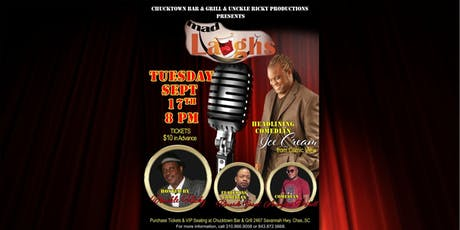 Mad Laughs Comedy Show featuring Ice Cream from Comic View tickets