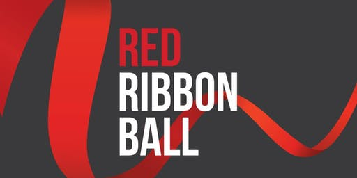 Red Ribbon Ball