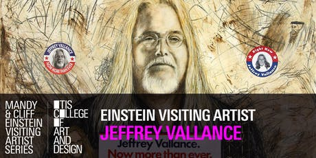 Mandy & Cliff Einstein Visiting Artist Series: Jeffrey Vallance  tickets