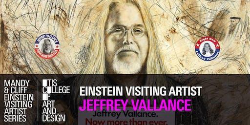 Mandy & Cliff Einstein Visiting Artist Series: Jeffrey Vallance
