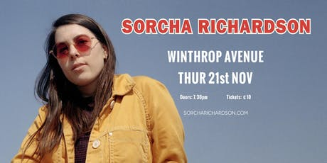 SORCHA RICHARDSON tickets