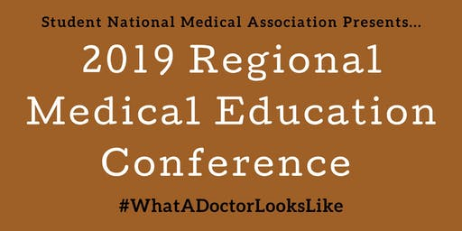 SNMA Region 1 RMEC: #WhatADoctorLooksLike