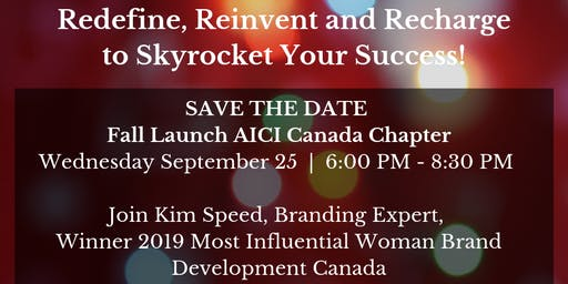 Redefine, Reinvent and Recharge to Skyrocket Your Success