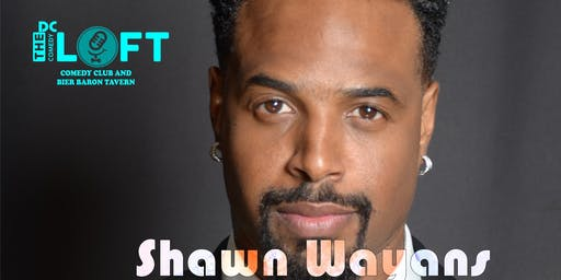 Comedy Show with Shawn Wayans from In Living Color, White Chicks