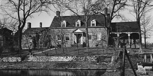 Ghost Hunting at Kingsland Manor