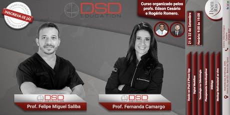 Curso de DSDApp para alunos e ex-alunos dos Profs. Edson e Rogerio ingressos
