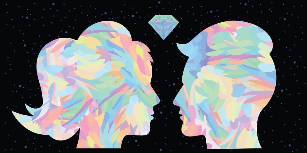 Soul Families, Soul Mates and Twin Flames (Workshop)