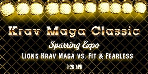 Krav Maga Classic - Sparring Expo