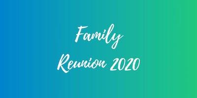Hurst & Jackson Family Reunion 2020