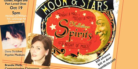 Moon & Stars Spirit Gallery at Chicago GhostCon tickets