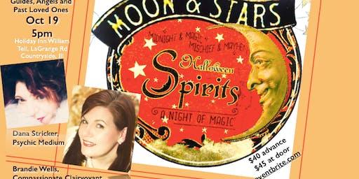 Moon & Stars Spirit Gallery at Chicago GhostCon