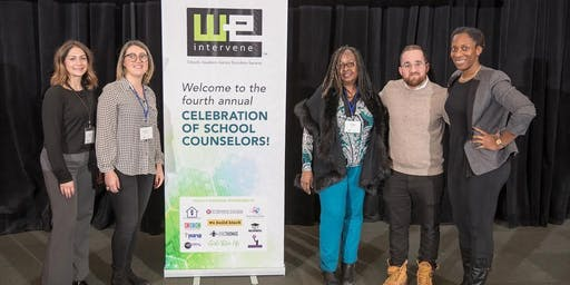 WeIntervene's Annual Celebration of School Counselors (In-Person/Virtual)