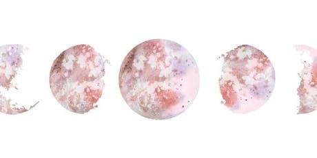 New Moon Manifestation Of Your Desires Meditation tickets