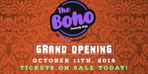 The Boho Grand Opening W/ Ken Rogerson!