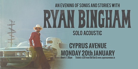 RYAN BINGHAM tickets