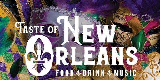 2019 Taste of New Orleans