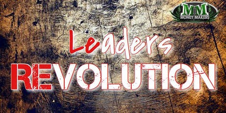 Leaders Revolution tickets