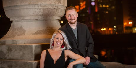 Evening Chicago River Walk - Couple's Photo Session tickets
