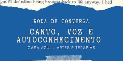Roda de Conversa Canto, Voz e Autoconhecimento