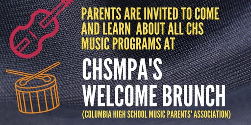 CHSMPA Welcome Brunch