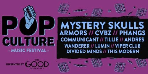 Pop Culture Music Festival