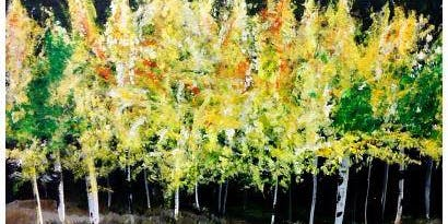 Paint Wine Denver Golden Aspens Mon Nov 25th 6:30pm $30