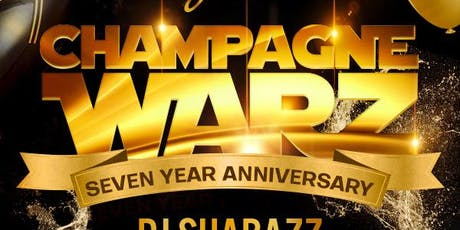 CHAMPAGNE WARZ 7 YEAR ANNIVERSARY CELEBRATION AT THE GRAND NIGHTCLUB tickets