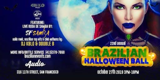 Brazilian Halloween Ball 2019