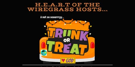 H.E.A.R.T. of the WIREGRASS Homeschool Trunk or Treat tickets