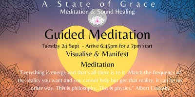 Guided  Visualise and Manifest Meditation