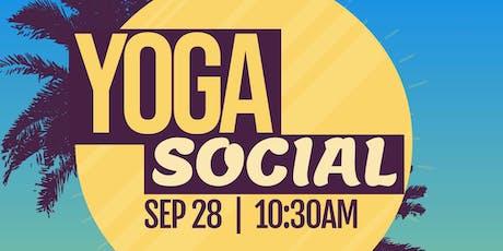 Yoga Social; Reggaeton Flow tickets