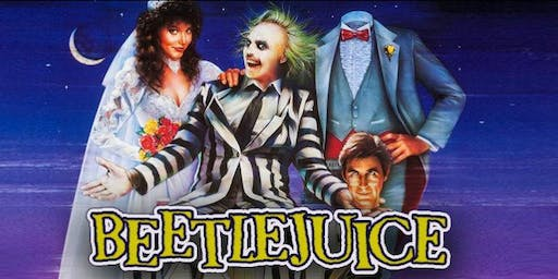 CULTURE CINEMA PRESENTS: BEETLEJUICE (1988)