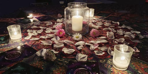 New Moon Women's Sharing Circle - Chakras Journey - Sister Tribe Gathering