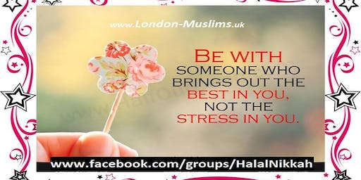 London Muslims Halal Nikah Introductory Meetup [Brothers Only ]