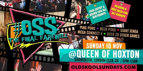 OSS: The Final Farewell + 4th Anniversary tickets