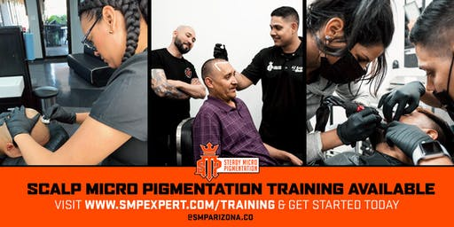 3 Days Scalp MicroPigmentation Hands-on Training, Let's Get  Certified!