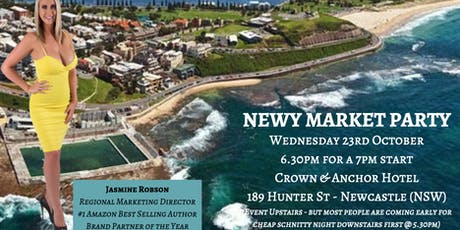 Newy Market Party tickets