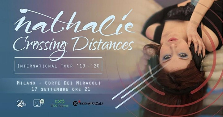 Immagine Nathalie - Crossing Distances - The International Tour