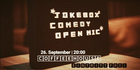Jokebox | DAS Comedy Open Mic Tickets