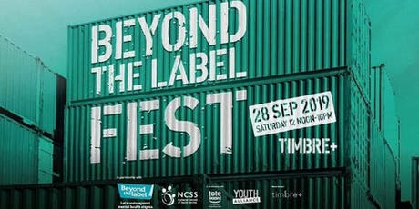 Beyond The Label Fest 2019 tickets