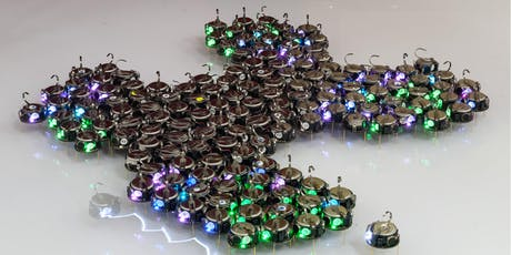 Robot swarms in our cities at the Festival of the Future City tickets