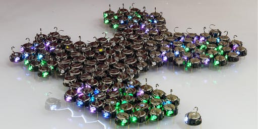 Robot swarms in our cities at the Festival of the Future City
