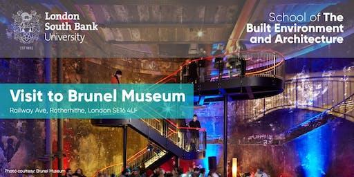 Tour of Brunel Museum