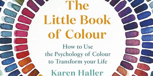 Author Talk: The Little Book of Colour by Karen Haller